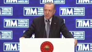 اردوغان: ترکیه به سهم ۱ درصدی در صادرات جهانی دست یافت