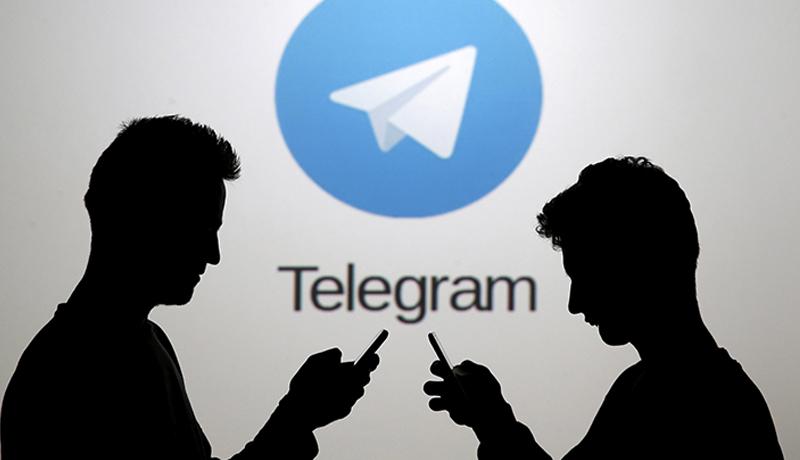 مردم در ایران روزانه ۱۵ میلیارد پیام از تلگرام ارسال میکنند