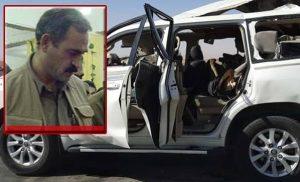 سازمان استخبارات یک عضو کمیته مرکزی پکک در شمال سوریه خنثی کرد