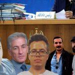 برگزاری جلسه آخرین دفاع ۵ تن از فعالین ملی مدنی آذربایجانی در دادسرای تبریز