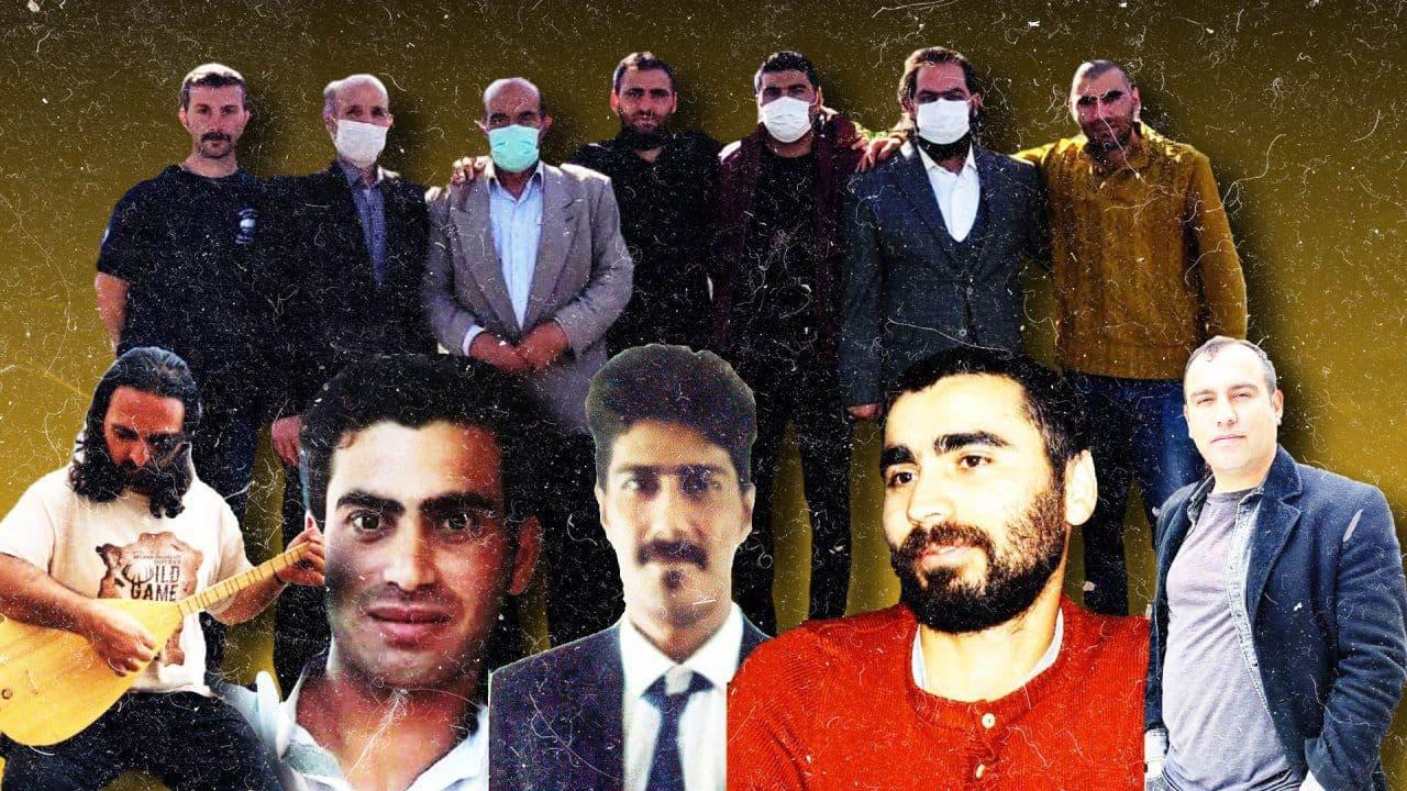 برگزاری جلسه دادگاه بخشی از اتهامات فعالین بازداشتی پارک جیرال در دادگاه انقلاب اردبیل
