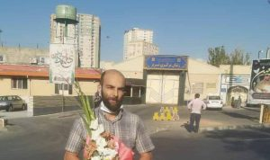 روزبه پیری از زندان مرکزی تبریز آزاد شد