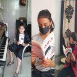 """تداوم توزیع کتاب """"نطق"""" آتاتورک در شهرهای آزربایجان جنوبی"""