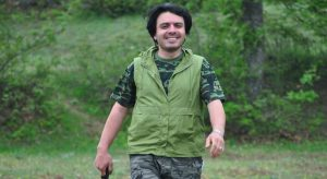 آرش شادمند توسط نیروهای امنیتی در شهر تبریز بازداشت شد