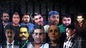 ۱۸۰ ماه زندان و ۸۸۸ ضربه شلاق برای بازداشت شدگان پارک جیرال اردبیل در وقایع...