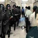 با حضور گارد ویژه, انتقال علیرضا فرشی به واحد ۱ زندان تهران بزرگ